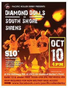 Oct10 Hideaway_Dolls & Sirens